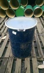 Used cylindrical barrel 216L, 3d grade